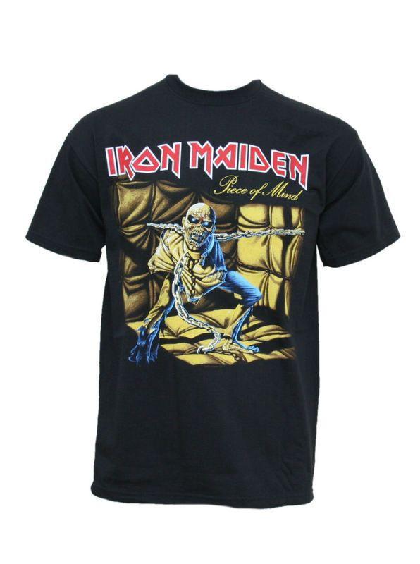 Piece of Mind Iron Maiden T Shirt
