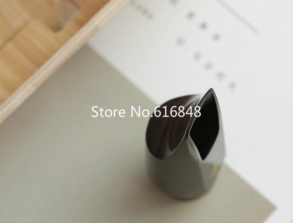 legno colore nero 1 silenziatore per sassofono contralto per sassofono e sassofono in plastica come descritto