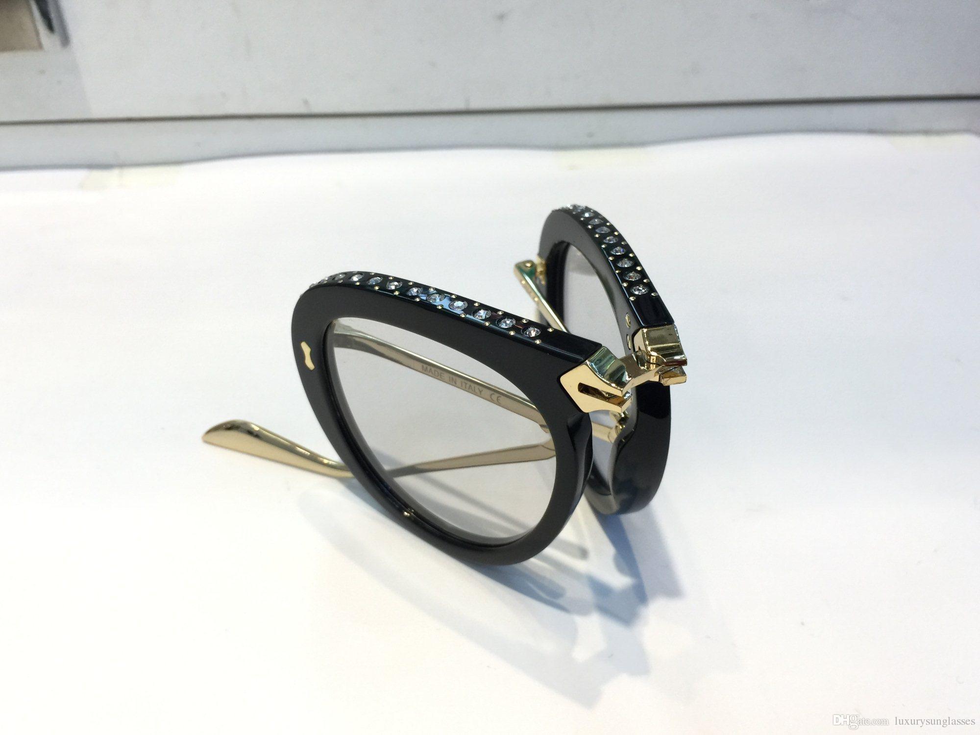 0307 para las piedras de marco superior Mujeres con vender estilo de verano plegable con gafas de sol plegables UV CALIDAD PROTECCIÓN DE HOMBRES DE CALIDAD VEN CASO DE RECTANGE CASO PEFN