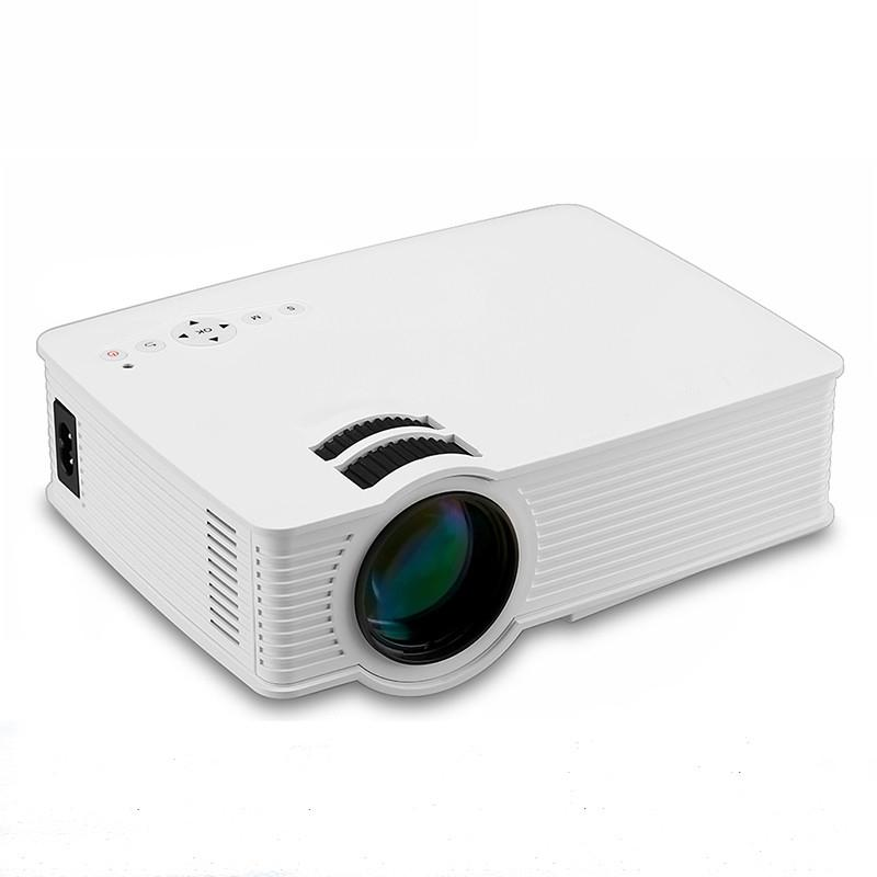 GP9 GP-9 Mini Home Theater 2000 LM 1920x1080 Pixels Multimedia Beamer HD LCD Projector Home Cinema HDMI/USB/SD/AV Interfaces LCD Projector