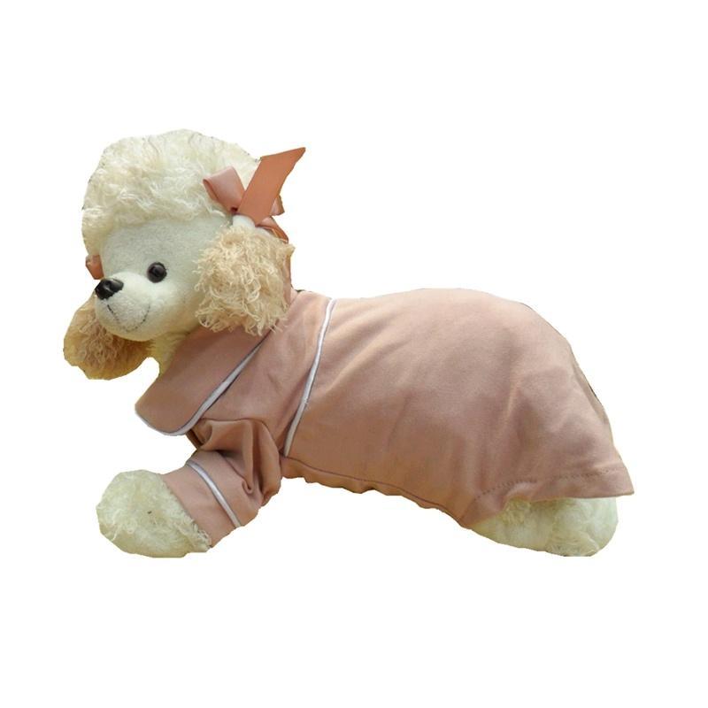 الفرنسية الكلب البيجامة xs xl متوسطة كبيرة للفتيات الكلاب الملابس الصغيرة تيدي الصيف الملابس الصوف الذكور عيد القطن الصبي