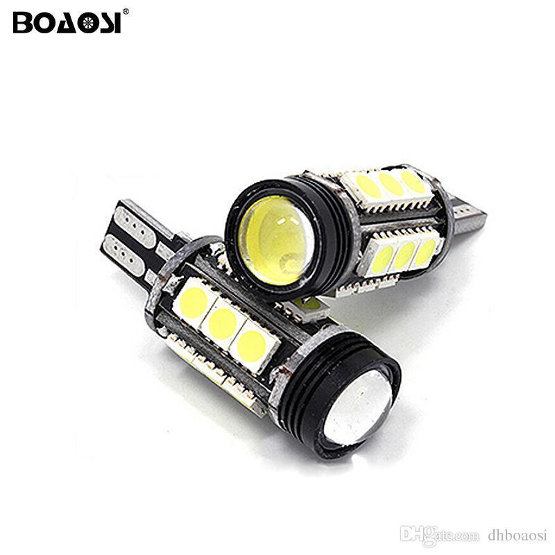 Luzes de Alta Potência Reversa 921 912 T15 W16W 5050 Lâmpadas de Estacionamento de Luz de Bulbo de Luz Auto Sem Luz de Erro