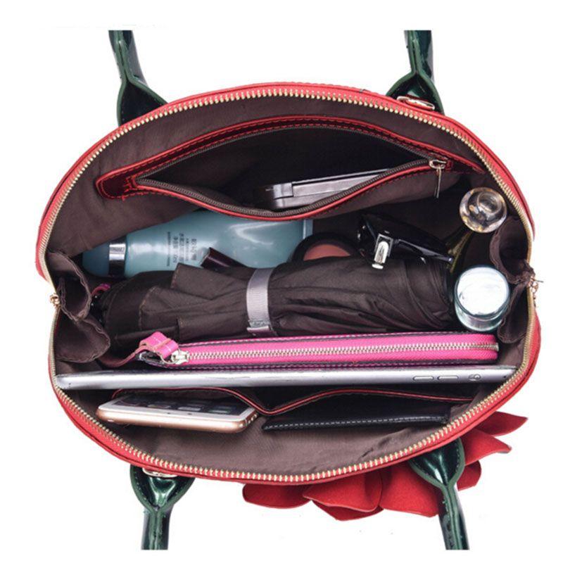 00090a8c4476 Atrra Yo Women Leather Handbags Designer Women Handbag Messenger Bags 2016  Retro Flower Bolsas Women S Bag Summer Style LM3028ay Designer Handbags  School ...