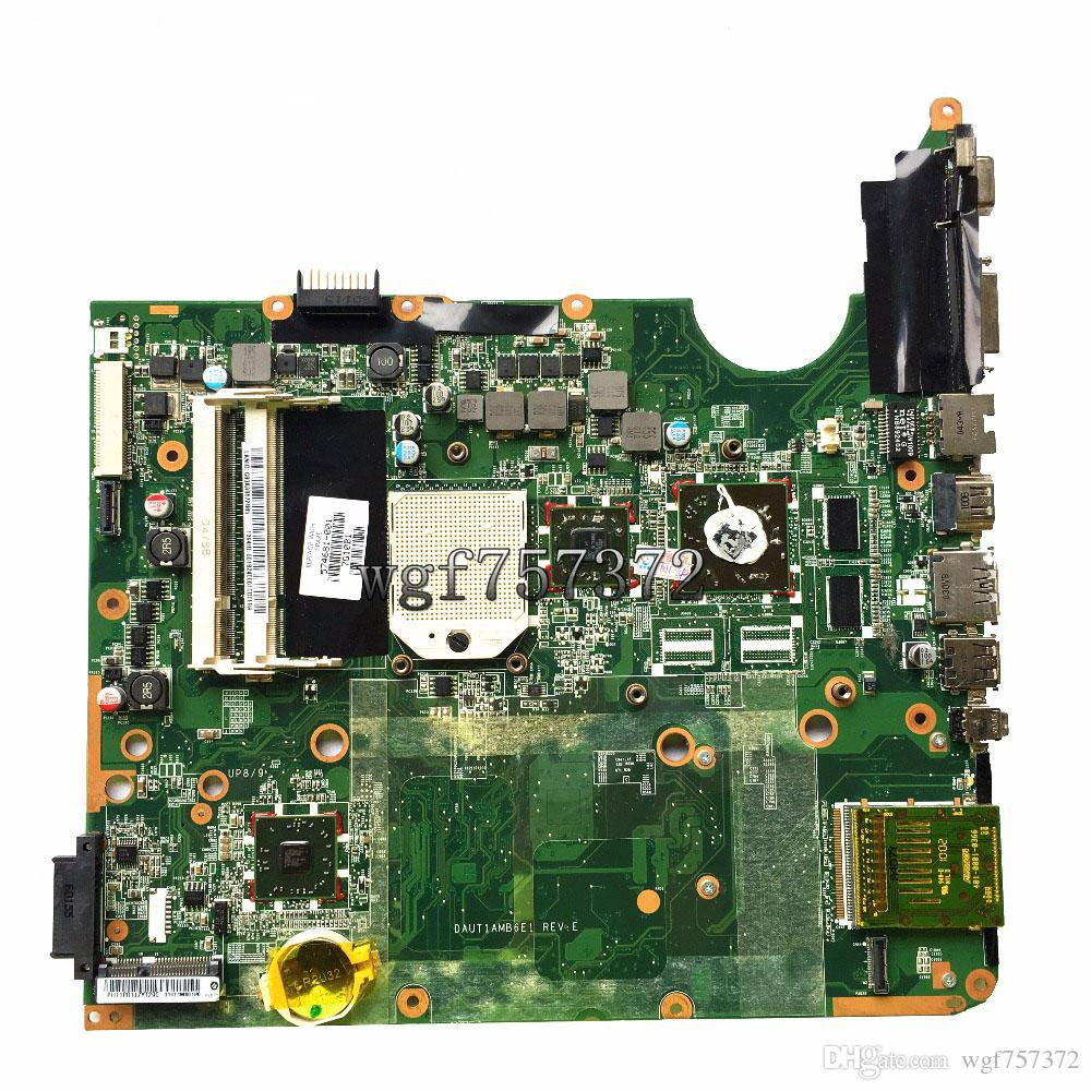 For HP Pavilion DV7 DV7-3000 574681-001 DAUT1AMB6E1 Laptop Motherboard DDR2 AMD Notebook Systemboard 100% Tested