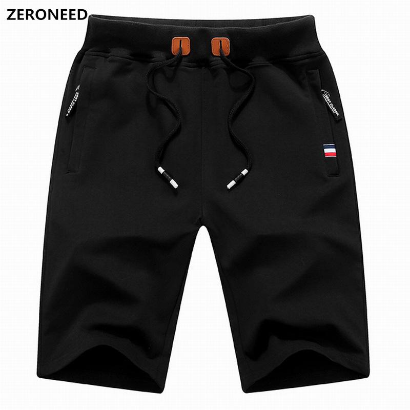 Zeroneed Brand 2018 Hombres Beach Shorts Secado rápido Ropa casual Shorts Homme Outwear Mens Plus Size 4XL BoardShorts 188
