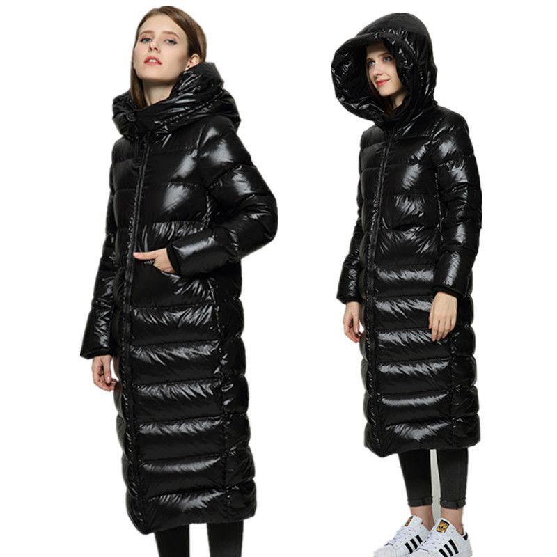 Parka 2018 Jaqueta Wintermantel Feminina Kapuze Inverno Von Qualität Daunen Dicke Warme Winterjacke Mit Frauen Marke Großhandel Hight dtCxrshQB