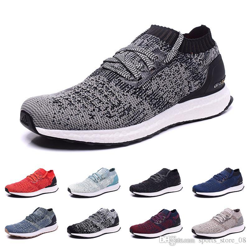 Men Uncaged Sock Shoes Running Shoes