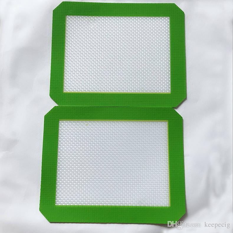 Quality FDA продовольственный многоразовый многоразовый концентрат сосредоточенности сухой травы Slick нефть термостойкий стекловолокно силиконовый велосипедный коврик