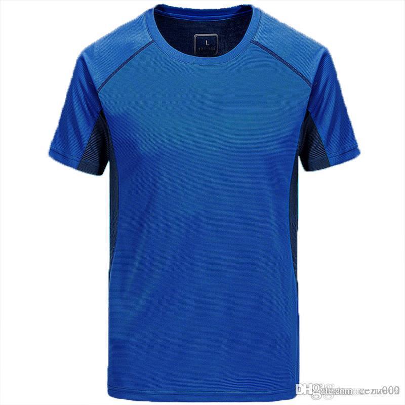 Camicia sportiva da uomo traspirante in modo traspirante