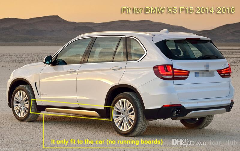 4 Mud Flaps Splash Guards Fender Car Mudguard fit for BMW X5 M-SPORT 2014-2018