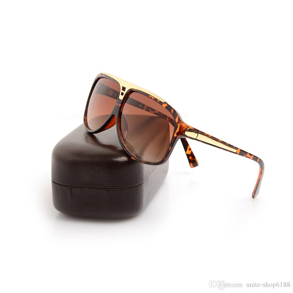 عالية الجودة ماركة نظارات الشمس رجل الأزياء دليل نظارات مصمم النظارات نظارات لرجل إمرأة نظارات شمس glassess جديدة مع صناديق