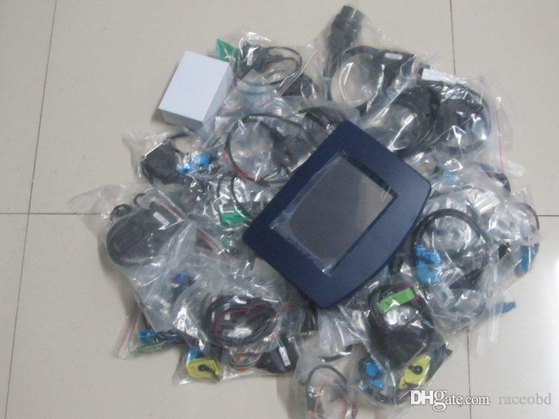 DigiPRog III Modificio strumento di correzione strumento contachilometri programmatore V4.94 versione OBD Cables Software completo Set Super