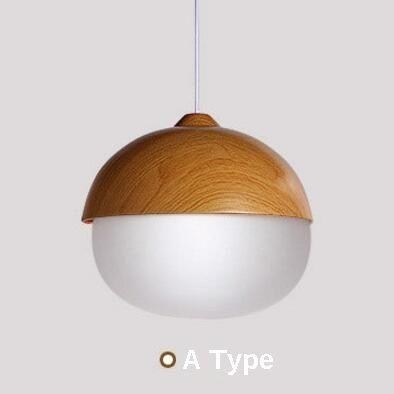 Creative Nuts Cord Pendant Lamp Imitation Wood Hanging Light Home Decorative Pendant Light For Bar Cafe Bedroom Pendant Lamp Hanging Light Fixtures Globe Pendant Light From Rwgrowlight 29 55 Dhgate Com