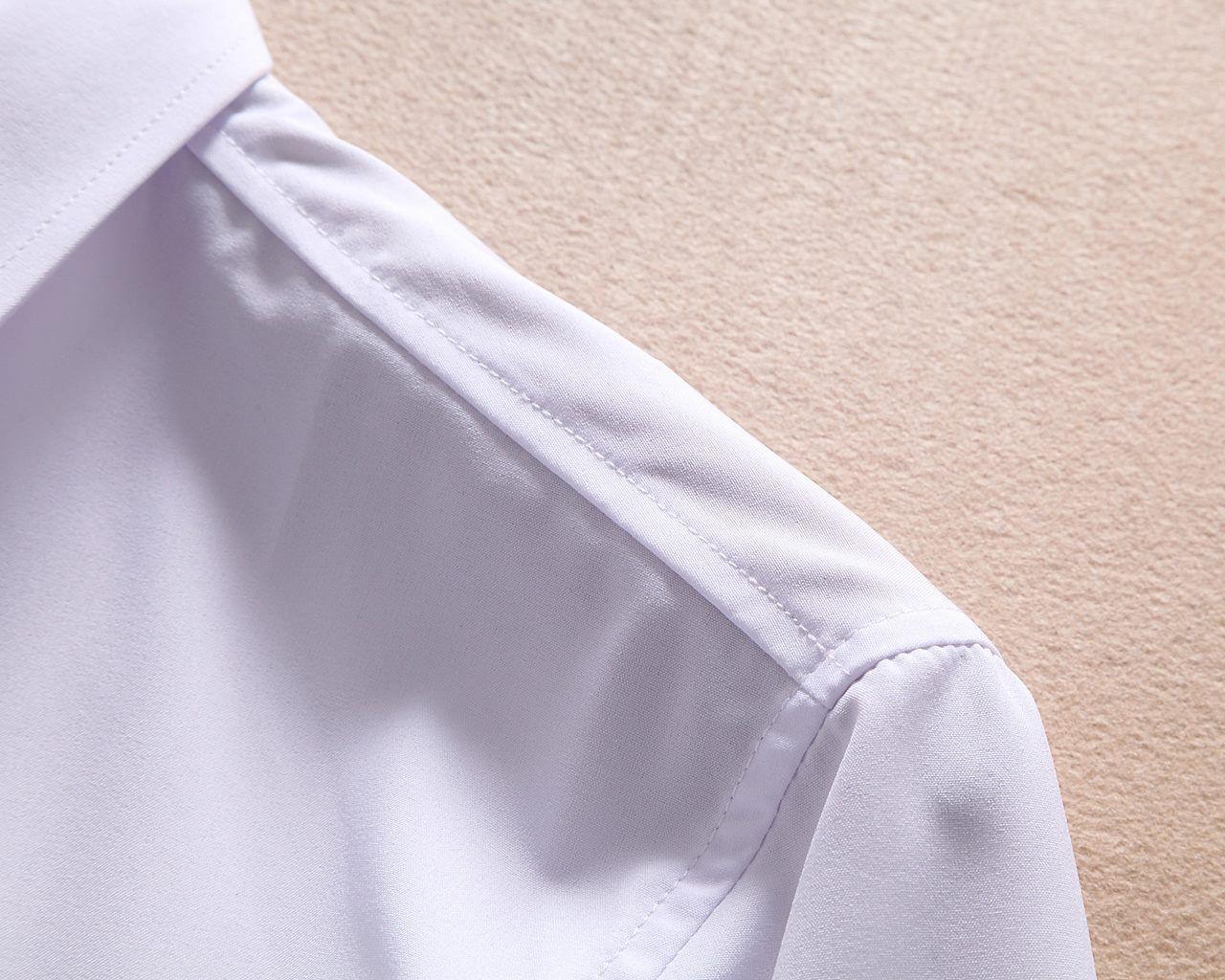 Hemden Neue Ankunft Frühjahr Männlichen Einfarbig Lila Kleid Shirt Extra Große Hohe Qualität Lange Hülse Plus Größe M-4xl5xl6xl7xl8xl9xl