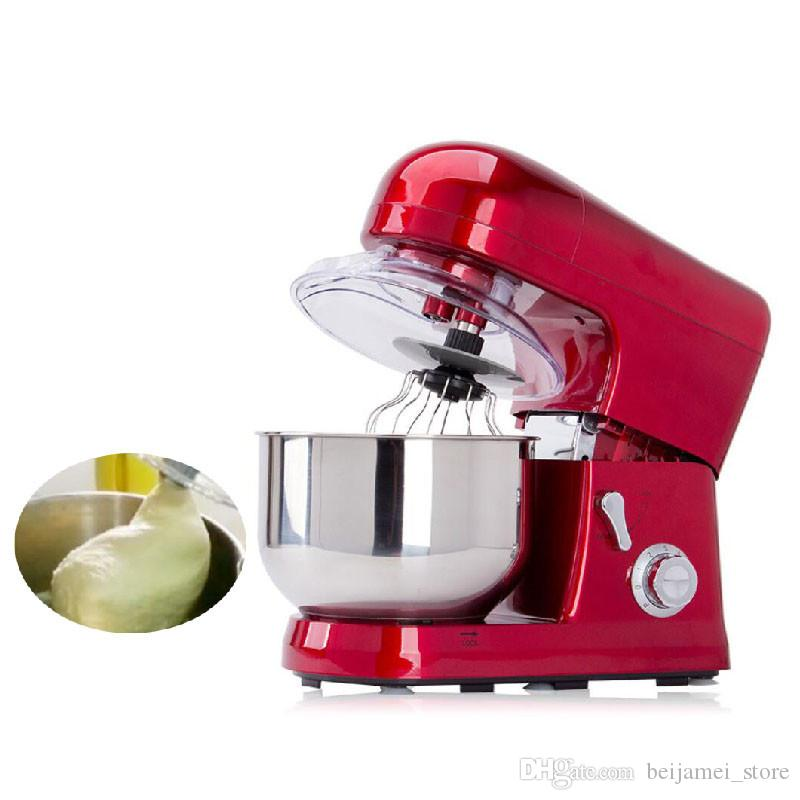 BEIJAMEI Electric Bread Dough Mixer Eggs Blender 110v 220v Food Cake Mixer Kneading Machine Electric Dough Maker Price