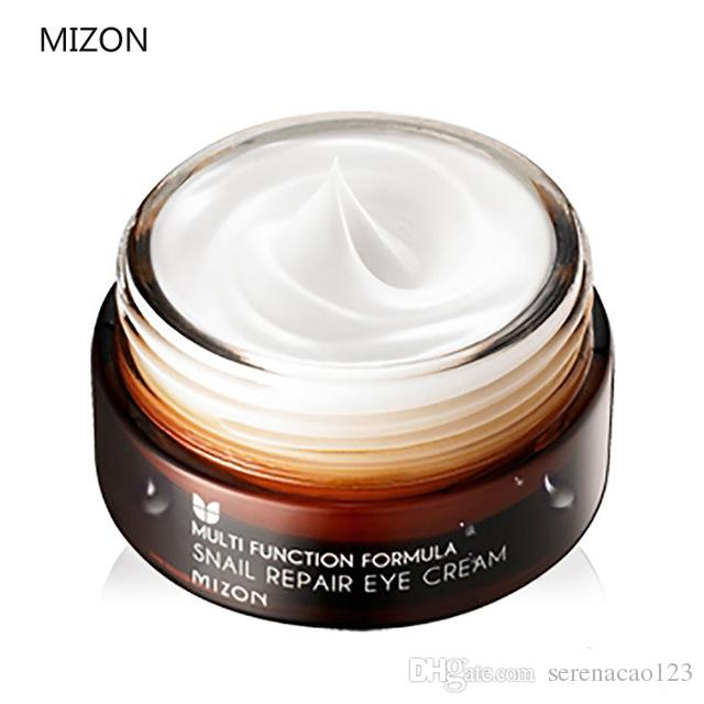 Mizon Ślimak Naprawa Eye Cream 25ml Snail Essence Serum Eye Cream Nawilżający Najlepsze Kosmetyki Korei