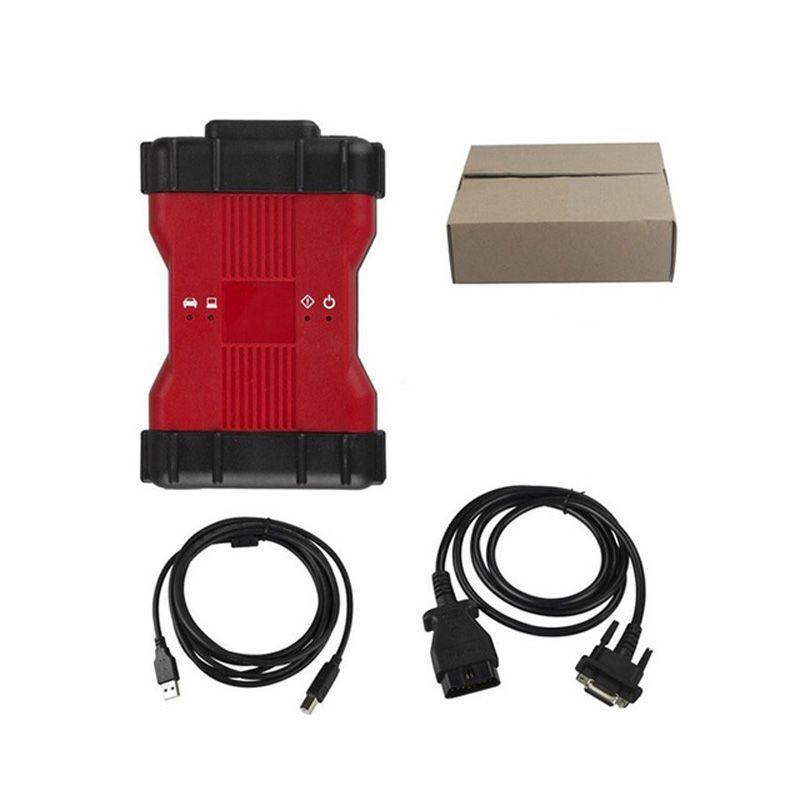 New V106 VCM II Car Diagnostic Tool for Ford vcm2 obd2 tool V108 for Mazda VCM 2 IDS OBD2 Scanner