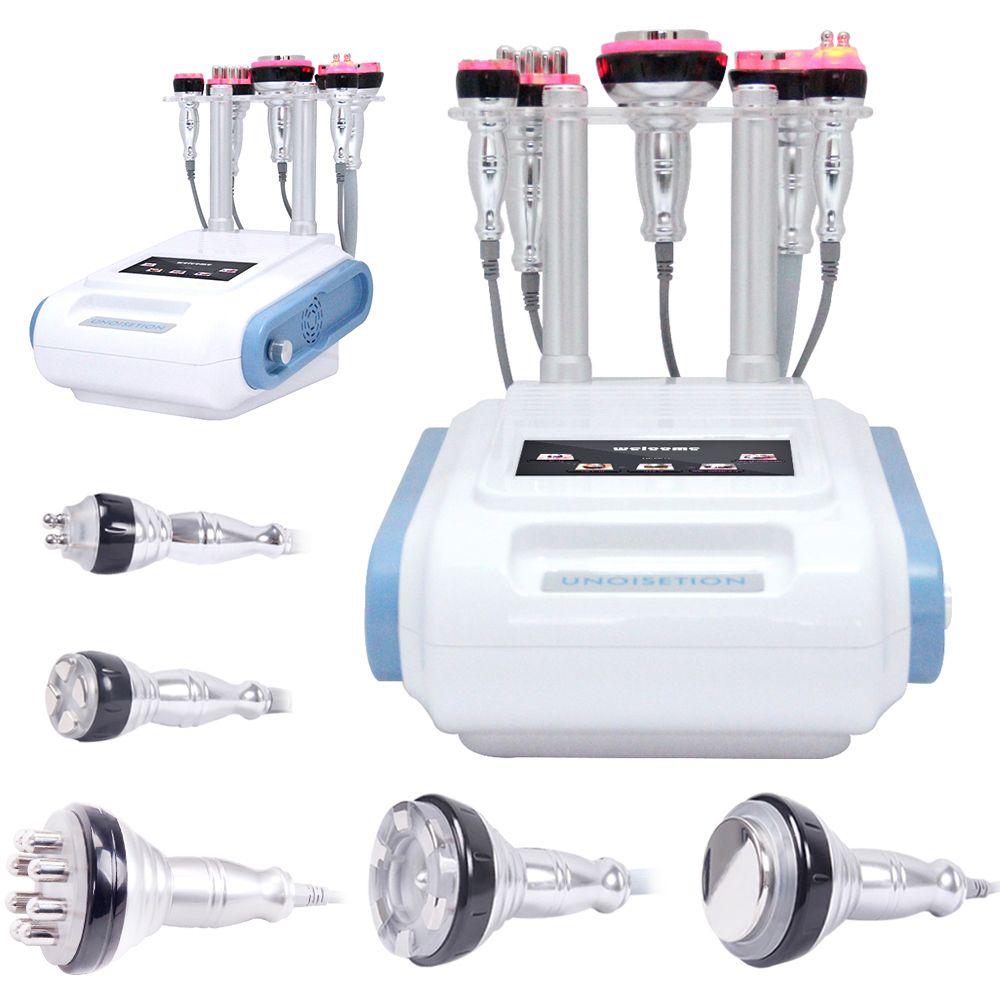 5 in 1 lichaam afslankende machine vacuüm vet systeem bipolaire rf ultrasone zuigcavitatie vacuüm vet verlies cellulitis verwijderen schoonheid Devicel