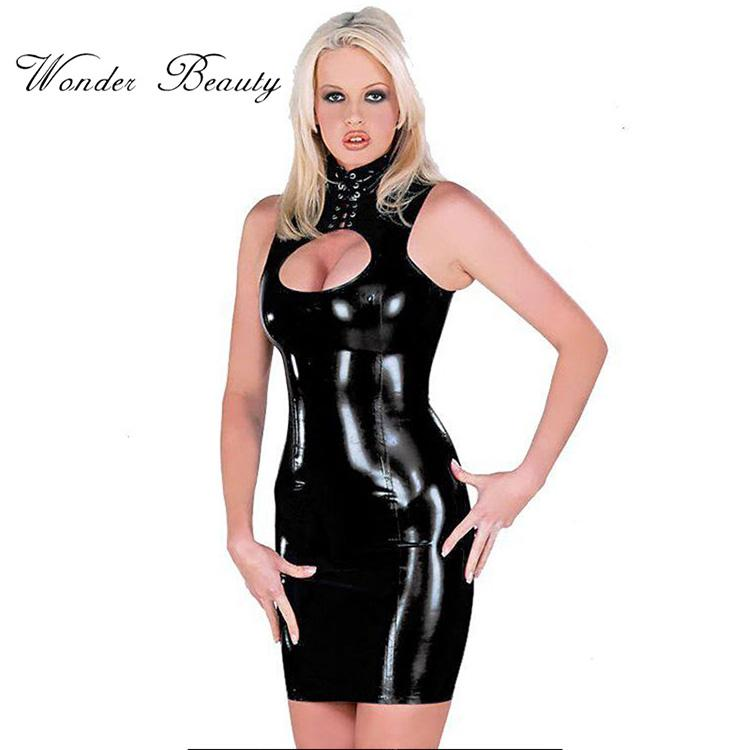 Rubber latex clothing