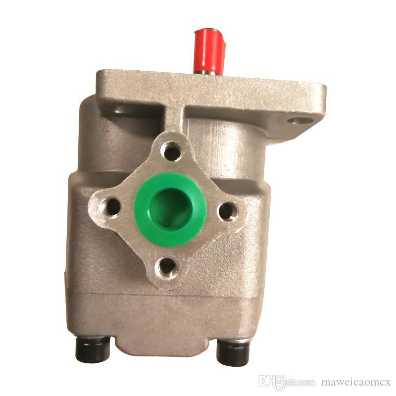 Hydraulic oil pump HGP-2A-F2R HGP-2A-F4R HGP-2A-F6R HGP-2A-F9R HGP-2A-F10R HGP-2A-F12R gear pump high pressure light pump