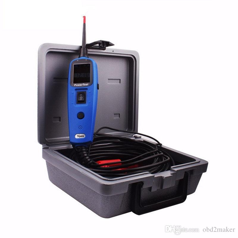 Power Probe Car Electric Circuit Tester Automotive Tools Vgate Pt150 Electrical System Teste