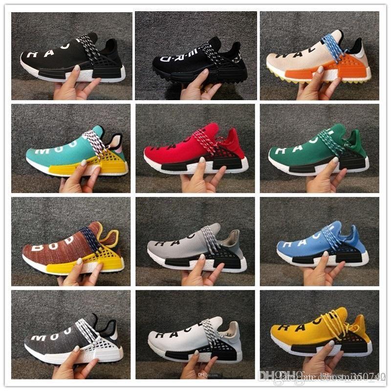 Runner R1 pk og japan Triple Noir Blanc Hommes Femmes Chaussures De Course Sneaker nmd Runner Primeknit Chaussures De Sport 2018