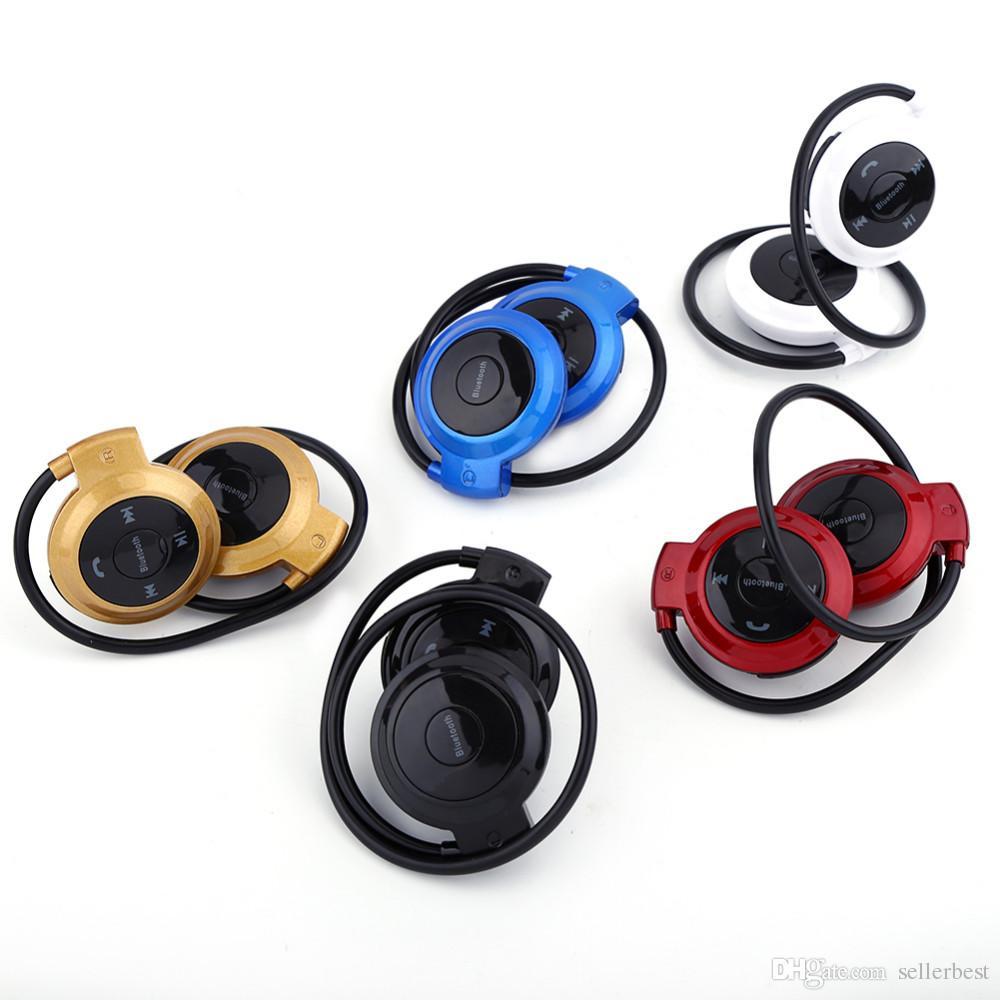 Auricular estéreo inalámbrico del auricular de los auriculares del auricular de Bluetooth del auricular de Universial para el iPhone de Samsung