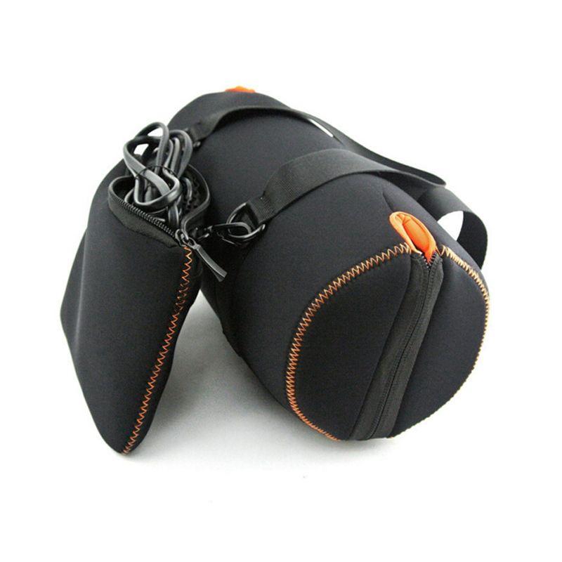 Para JBL Xtreme Bluetooth Funda Portátil Estuche Protector de Viaje Funda Protectora Bluetooth Diseño de Semi-malla Funda de Protección Suave 50pcs