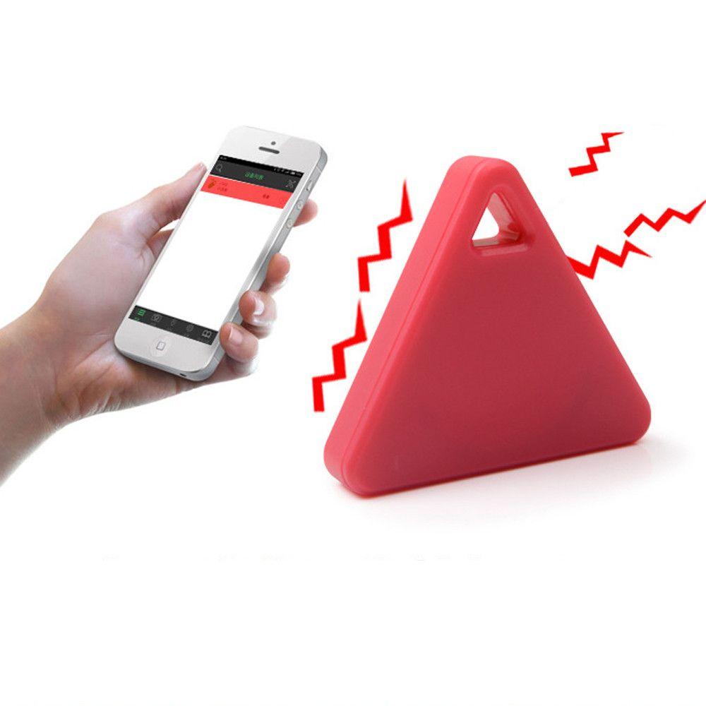 TCT 10pcs Tag Smart Mini Tracker Bluetooth Child Bag Wallet Key Pet Smart Finder Mini localizzatore di allarme GPS Tracker Track