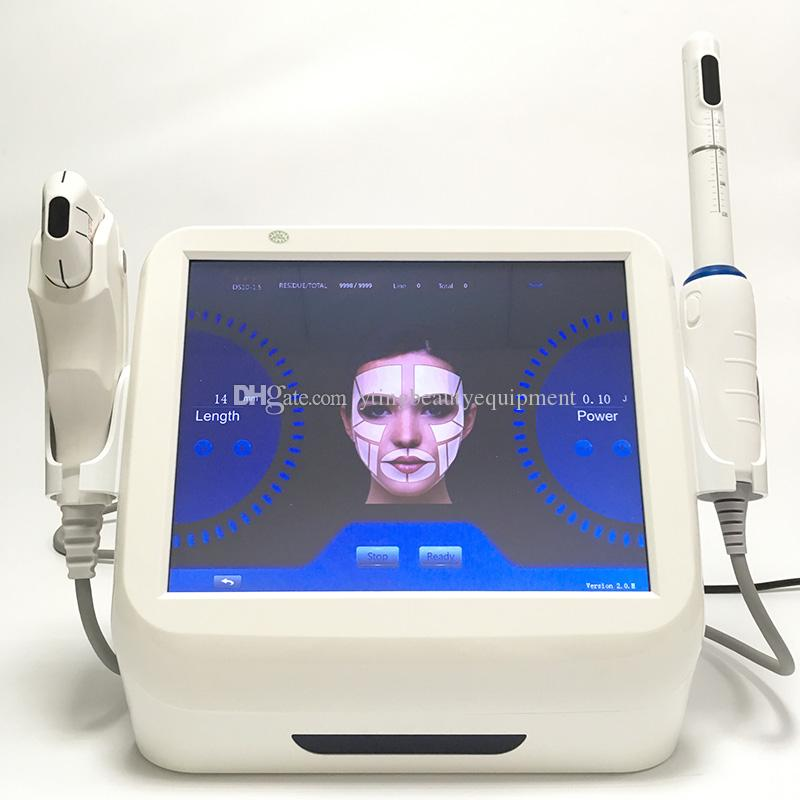 Professional hifu Wrinkle Removal Face lift vaginal tighten 3 in 1 hifu skin care equipment for spa salon