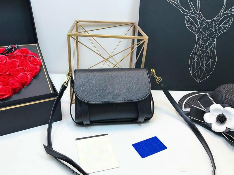 Bolso Square Shoulder Messenger Bag Pequeño Lujo de Lujo Bolsos Color Llegada Calidad Moda de Mujer Moda Pura Trend NUEVO 2018 GHKPI