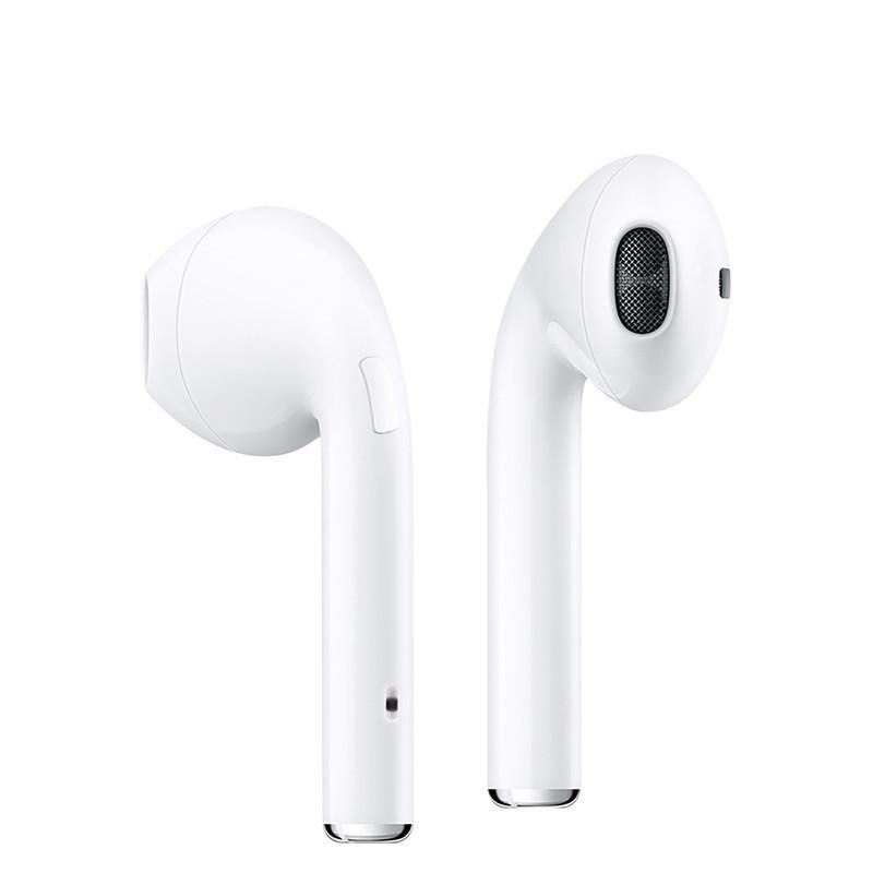Yeni OV-I7 Bluetooth Kulaklık Twins Bluetooth V4.2 Stereo Kulaklık Bir Anahtar On / Off Iphone X / 8/7 artı / 7/6 s / 6 artı Galaxy S8