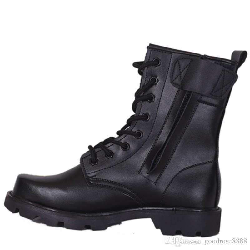 patlamaya dayanıklı erkek muharebe çizme özel bir tür asker ordu önyükleme saç yüksek yardım ordu kanca taktik çizme güvenlik ayakkabısı çöl tr maçları