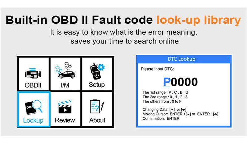 OBD2 OBD Automotive Scanner Ancel AD410 obd ii_04
