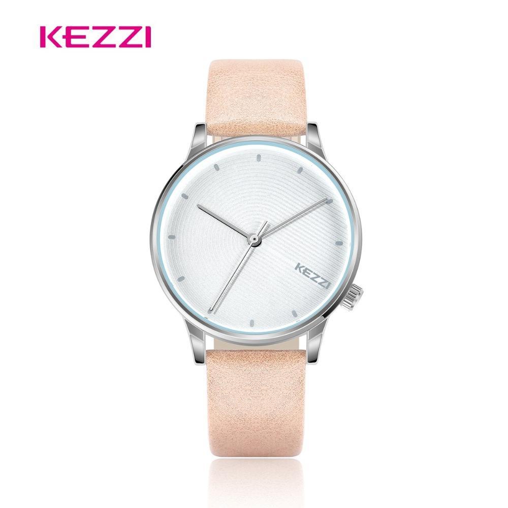 Relojes de moda al por mayor para las mujeres de lujo señoras reloj de cuarzo reloj de pulsera de cuero de marca superior reloj simple púrpura nuevo Relogio Feminino