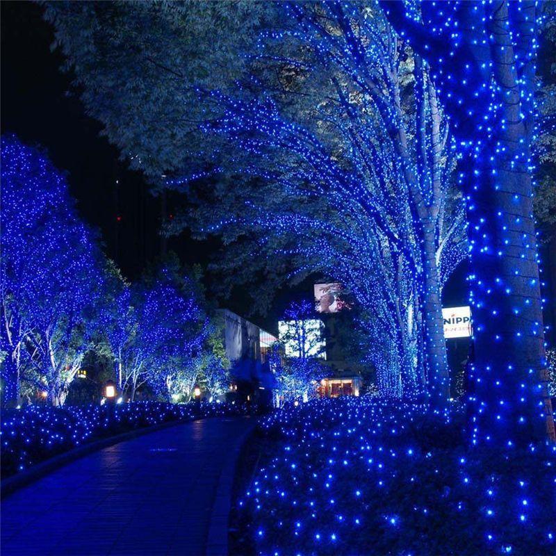 200 LED Solar Fairy String Lights (54)
