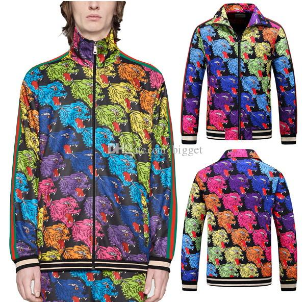 3D Printed Windbreaker Nylong Lightweight Jackets Outer Street Wear Young Man Fashion Tops For Men's