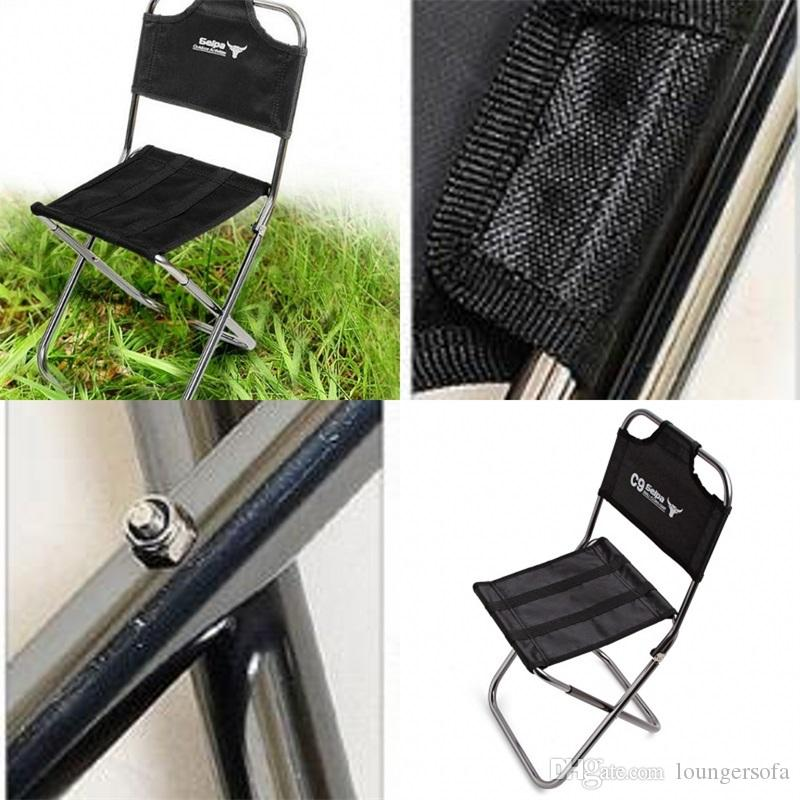 Excellent Mountain Climbing Outdoor Folding Chair Aero Aluminum Back Chairs Fishing Train Stool Sturdy Dinner Seat For Fishing 26Gt Dz Outdoor Settings Small Machost Co Dining Chair Design Ideas Machostcouk
