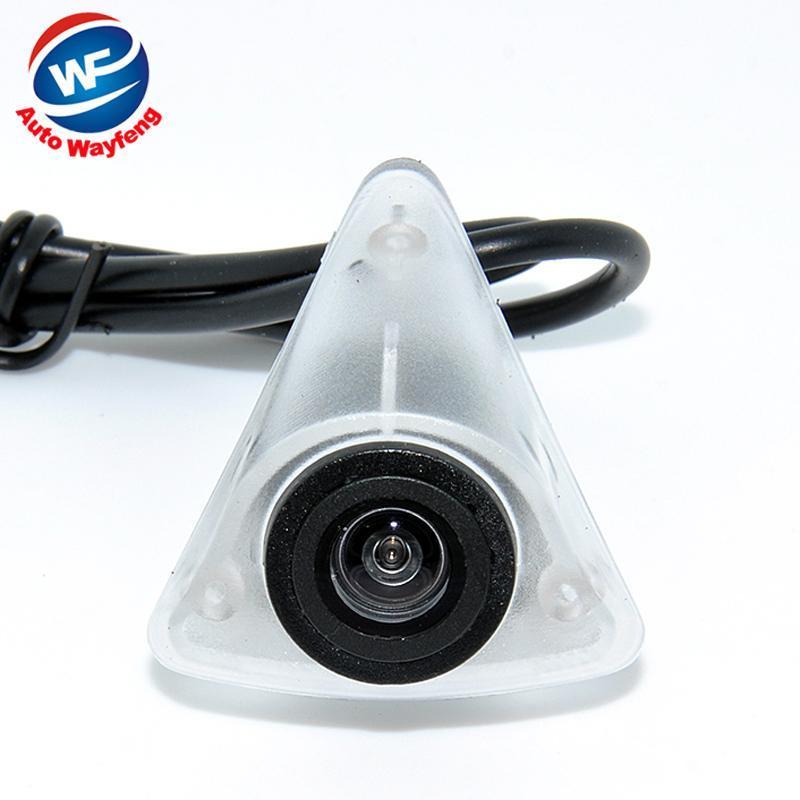 2015 VW Logo cámara de visión delantera para VW Golf / Bora / Jetta / Touareg / Passat / Lavida / Polo Tiguan / EOS / cámara / GTI frente del coche