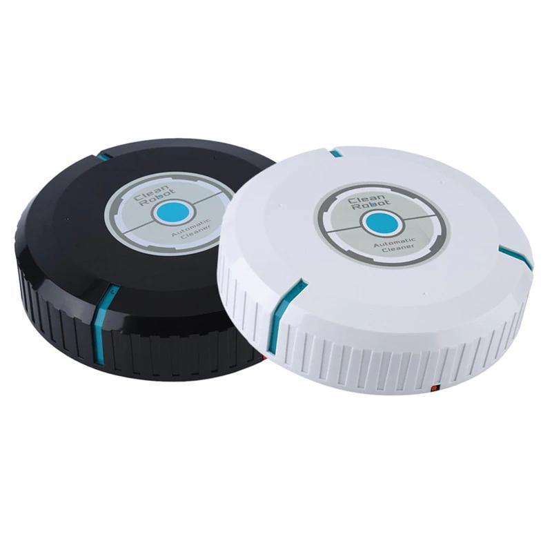 Mini Auto Cleaner Robot Microfiber Smart Robotic Mop Dust Cleaner Automaticamente per la pulizia della casa Utensili per pavimenti Corners Crannies