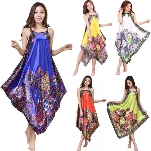 NEW Ladies 100/% Cotton  Green Stripe Chemise Nightdress//Loungewear