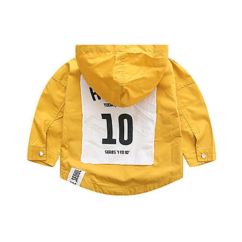 TTLOVE Kleinkind Stylisch Mantel Kinder Baby M/ädchen Jungen Langarm Cartoon Print Rei/ßverschluss mit Kapuze Winddichte Jacke Hoodie Kleidung