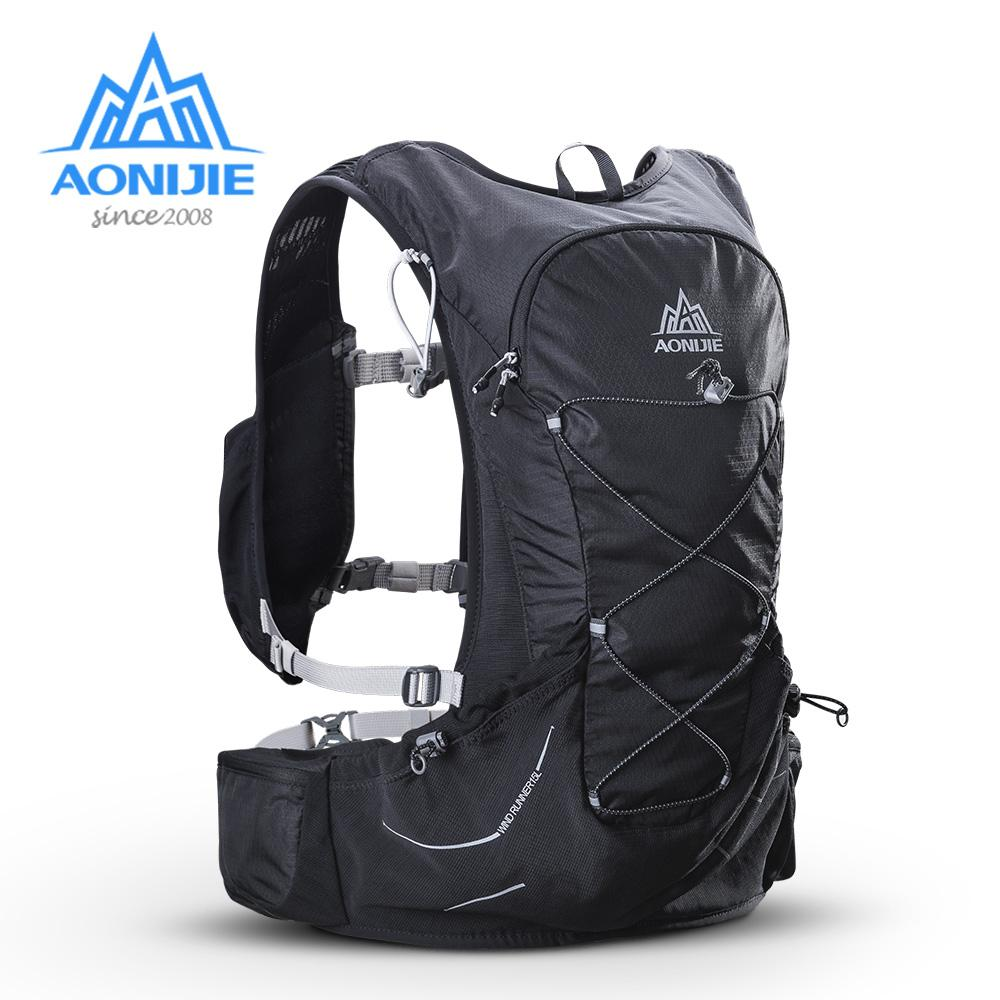 3L Lightweight Water Bladder Bag Hydration Backpack Camping Hiking Cycling Gear