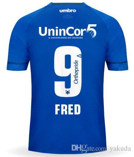 FRED 9 DE ARRASCAETA 10 DANILO 22 THIAGO NEVES 30 LUCAS ROMERO 29 maillot de football de qualité thaïlandaise TOPS, maillots personnalisés pour boutique en ligne
