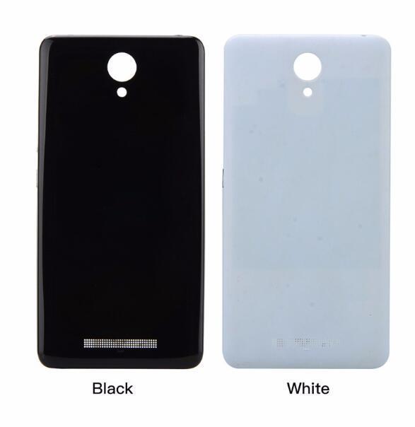 Custodia posteriore per batteria OEM Cover Cover per Xiaomi Redmi Note 2 Note2 Alta qualità in bianco e nero