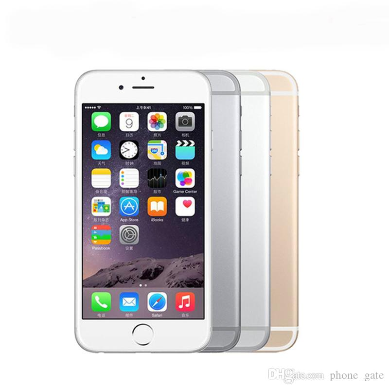 Apple iPhone 6s plus 6splus i6s plus 16/32/64/128GB iOS With Fingerprint WCDMA LTE Original WIFI GPS Refurbished Unlocked Cellphone