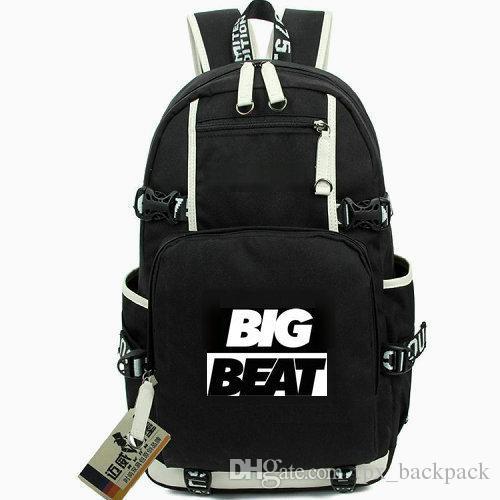 Lo zaino Prodigy Pacchetto Big Beat Day Borsa scuola musicale piacevole Pacchetto tempo libero Zaino di qualità Zaino sportivo Zaino da esterno