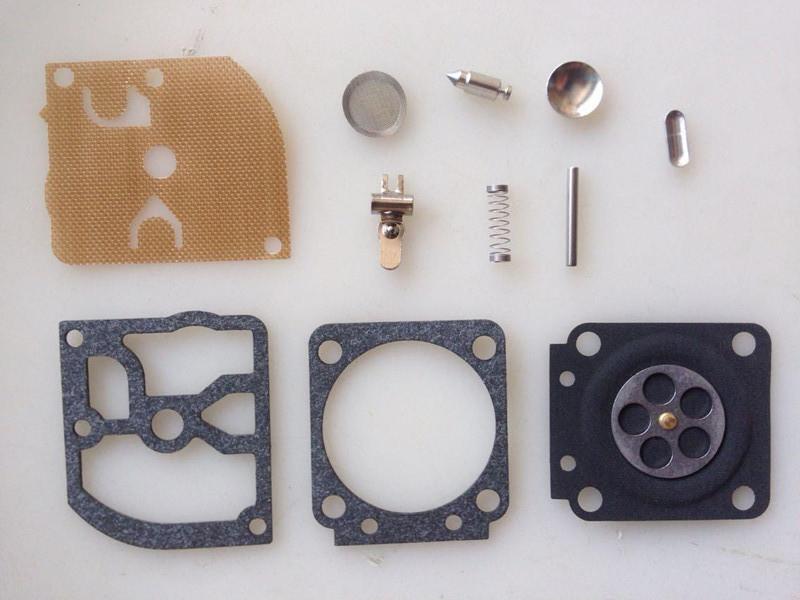 2 X комплект прокладок диафрагмы / карбюратор ремкомплект для Rotabroach Rd07a железнодорожных сверлильный станок 2 хода