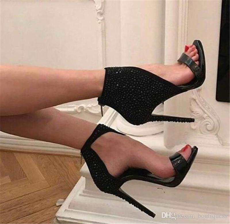 Sexy Black Women In Heels