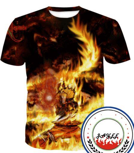3D T 셔츠 남성용 나루토 셔츠 Shitachi Print T-Shirts 남성 의류 브랜드 반소매 tshirt 여성용 탑스 16 스타일